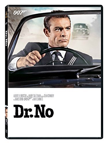 James Bond Dr. No DVD