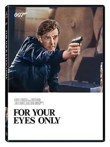 James Bond For Your Eyes Only DVD Pg