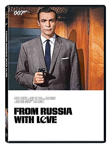 James Bond From Russia With Love DVD