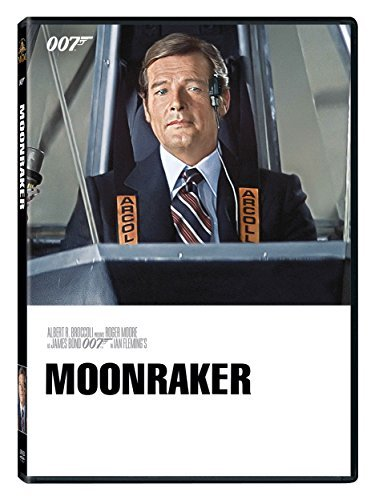 James Bond Moonraker DVD Pg
