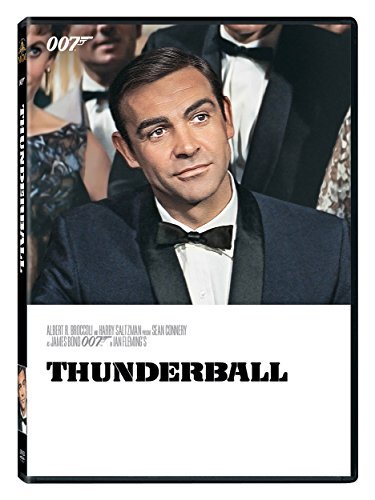 James Bond Thunderball DVD Nr