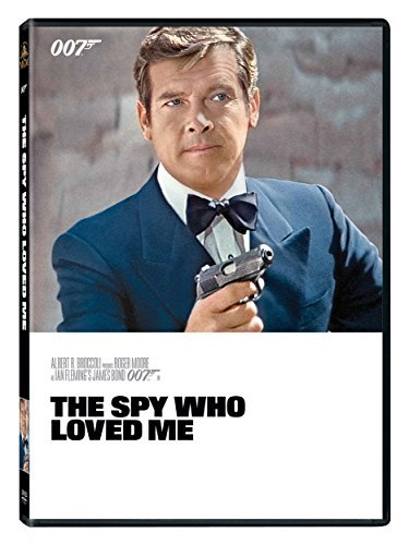 James Bond Spy Who Loved Me DVD Pg