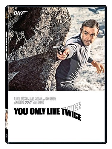 James Bond You Only Live Twice DVD Nr