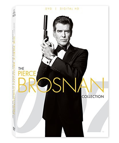 James Bond 007 Pierce Brosnan Collection DVD