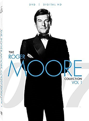 James Bond 007 Roger Moore Collection 1 007 Roger Moore Collection 1