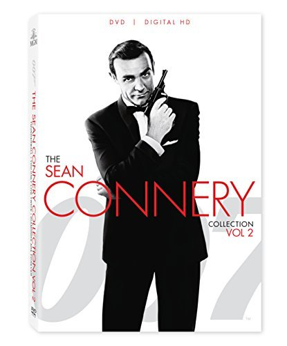 James Bond 007 Sean Connery Collection 2 DVD