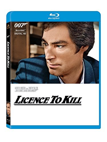 James Bond Licence To Kill Licence To Kill