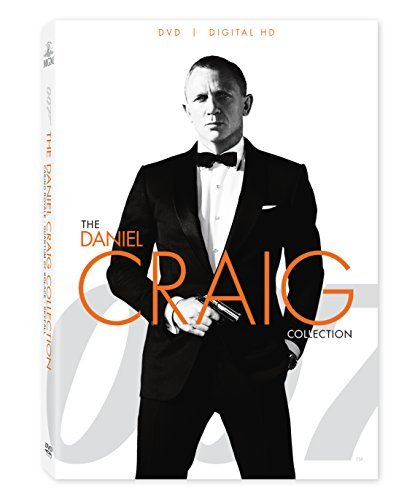 James Bond 007 Daniel Craig Collection 007 Daniel Craig Collection