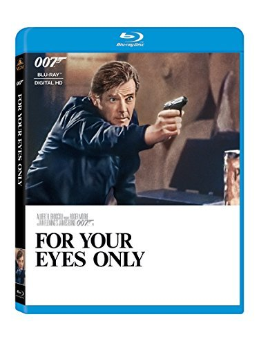 James Bond For Your Eyes Only Blu Ray Pg