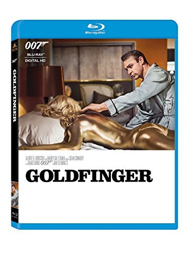 James Bond Goldfinger Goldfinger