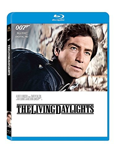 James Bond Living Daylights Blu Ray Pg