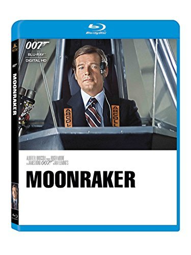 James Bond Moonraker Blu Ray Pg