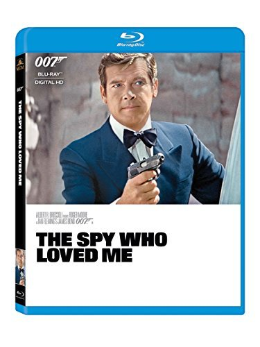 James Bond Spy Who Loved Me Blu Ray Pg