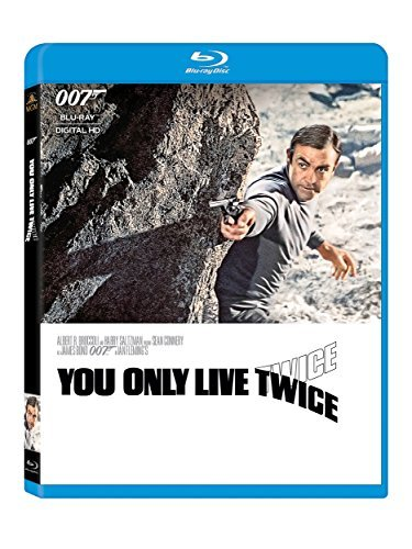 James Bond You Only Live Twice Blu Ray Nr