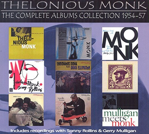 Thelonious Monk Complete Albums Collection 1954 1957