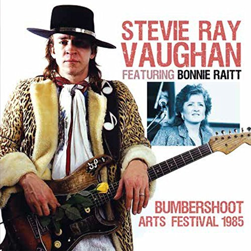 Stevie Ray Vaughan Bumbershoot Arts Festival 1985
