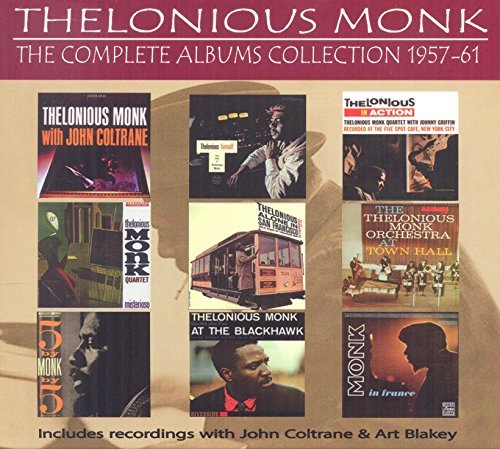 Thelonious Monk Complete Albums Collection 1957 1961
