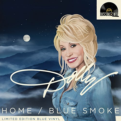 Dolly Parton Home Blue Smoke