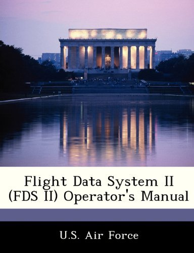 Flight Data System Ii (fds Ii) Operator's Manual