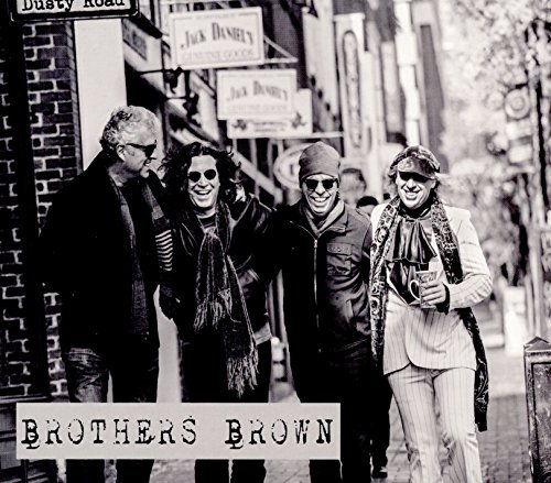 Brothers Brown Dusty Road
