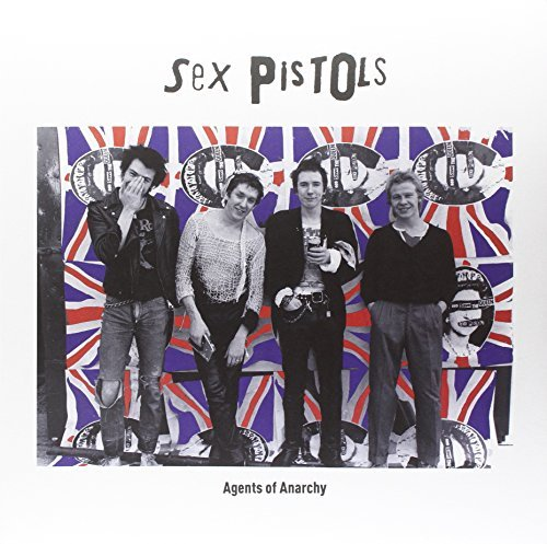 Sex Pistols Agents Of Anarchy Lp