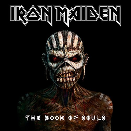 Iron Maiden Book Of Souls 2xcd Deluxe Edition Book Of Souls