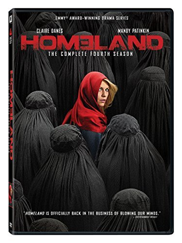 Homeland Season 4 DVD Season 4