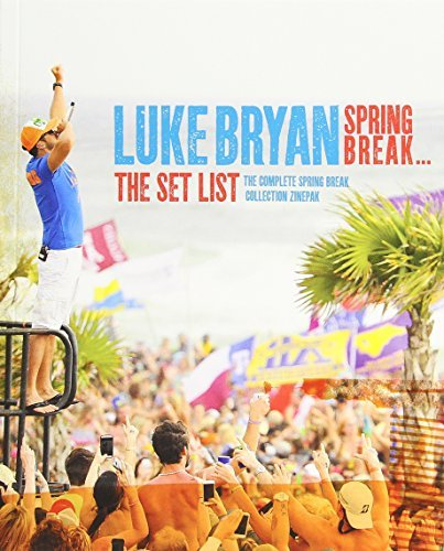 Luke Bryan Spring Break The Set Import Can