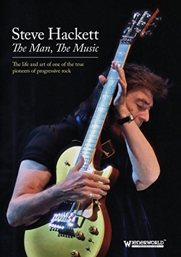 Steve Hackett Man The Music