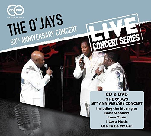 O'jays 50th Anniversary Concert