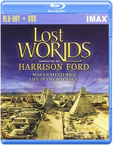 Lost Worlds Mayan Mysteries Imax Pg 2 DVD