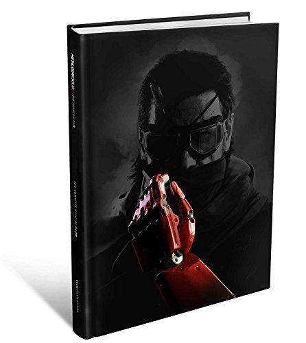 Piggyback Metal Gear Solid V The Phantom Pain The Complete Official Guide Col