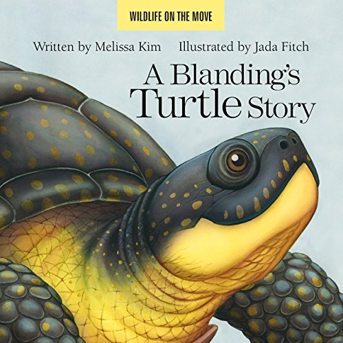Melissa Kim A Blanding's Turtle Story