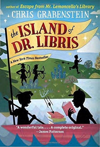 Chris Grabenstein The Island Of Dr. Libris