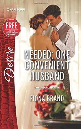 Fiona Brand Needed One Convenient Husband