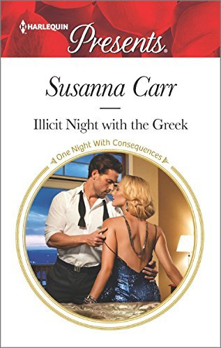 Susanna Carr Illicit Night With The Greek