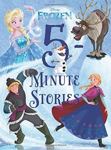 Disney Book Group 5 Minute Frozen Stories