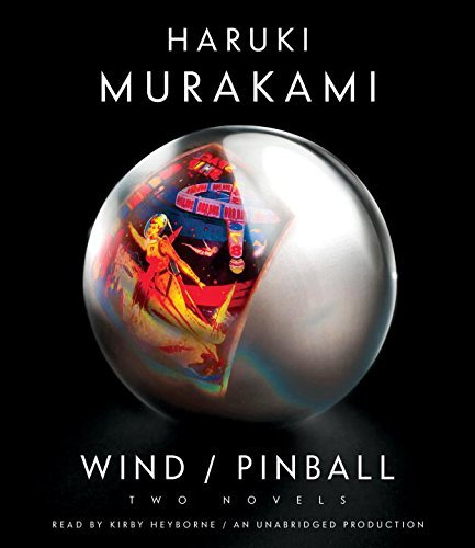 Haruki Murakami Wind Pinball Two Novels