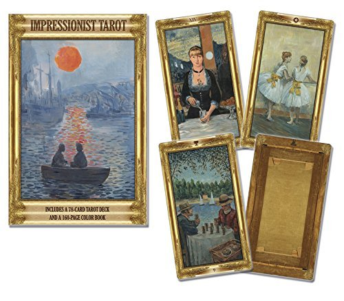 Corrine Kenner Impressionists Tarot Kit