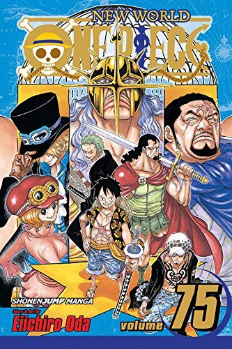 Eiichiro Oda One Piece Vol. 75