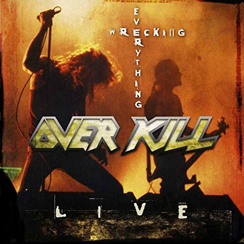 Overkill Wrecking Everything 2 Lp