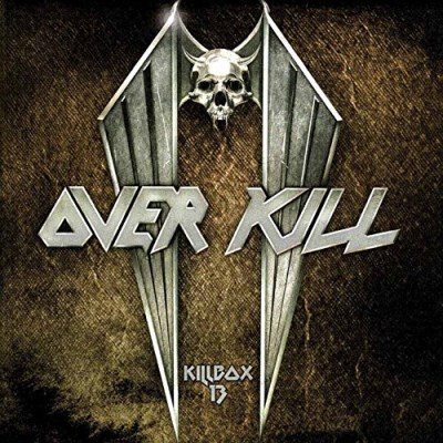 Overkill Killbox 13 2 Lp