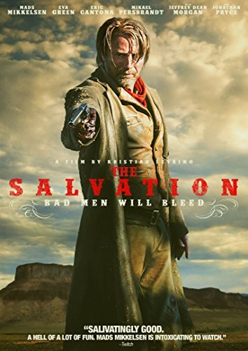 Salvation Mikkelsen Green Cantona DVD R