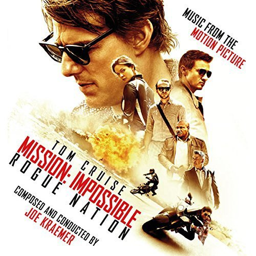 Mission Impossible Rogue Nation Soundtrack Soundtrack