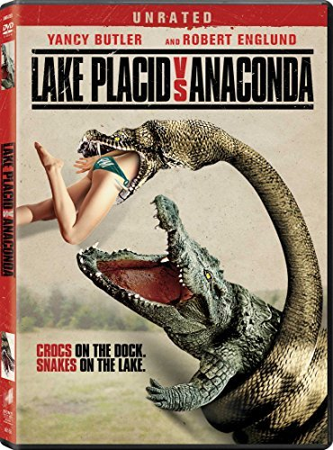 Lake Placid Vs. Anaconda Lake Placid Vs. Anaconda DVD Nr