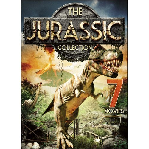 7 Movie Jurassic Collection 7 Movie Jurassic Collection