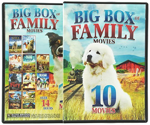 10 Big Box Of Family Movies 2 10 Big Box Of Family Movies 2