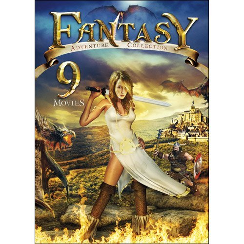 9 Movie Fantasy Adventure Coll 9 Movie Fantasy Adventure Coll