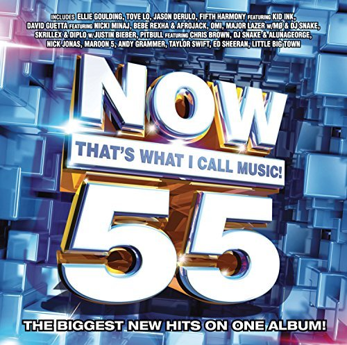 Now That's What I Call Music Volume 55 Now That's What I Call Music Volume 55 Now That's What I Call Music