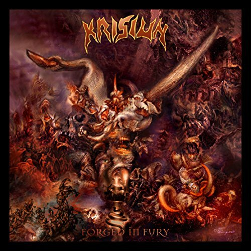 Krisiun Forged In Fury Forged In Fury
